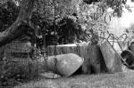 Gartengestaltung Biogarten Hochbeet alte Badewanne